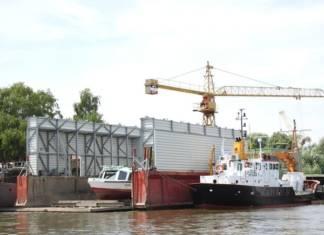 Binnenschiffbau