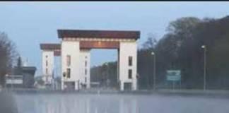 Im niederländischen Eefde wird eine zweite Schleusenkammer gebaut