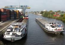 Der Ausbau des Twentekanals verzögert sich um bis zu anderthalb Jahre