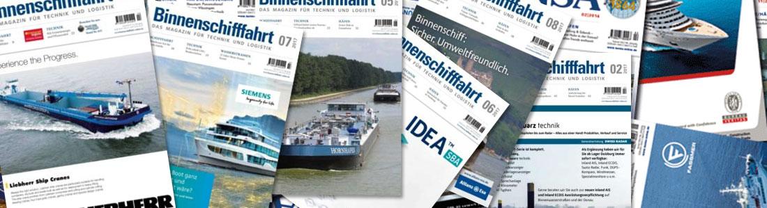 binnenschifffahrt digital abo grafik