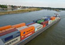 Schiff, Rhein, BDB