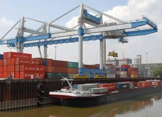 Neska hat eine Logistikhalle im Düsseldorfer Hafen bezogen