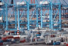Der Containerumschlag in Rotterdam hat 2017 gegenüber dem Vorjahr um 10,9 % auf 13,7 Mio. TEU zugelegt