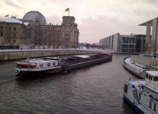 Berlin, Binnenschiff
