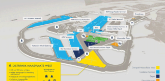 Rotterdam erhöht die Flächen für hafengebundene Logistik um weitere 100 ha