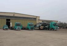 Das Unternehmen Colossus Logistics erichtet seinen Hauptsitz im Güterverkehrszentrum (GVZ) Wustermark