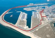 Die Container Exchange Route verbindet die Terminals auf der Maasvlakte