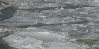 Die Eislage hat die Binnenschifffahrt fest im Griff. An vielen Flüssen und Kanälen kam die Schifffahrt zum Erliegen