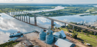 Imperial bietet in Paraguay jetzt verschiedene Transport- und Umschlagdiensleistungen an