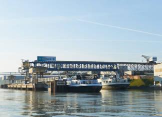 Birsfelden Hafen