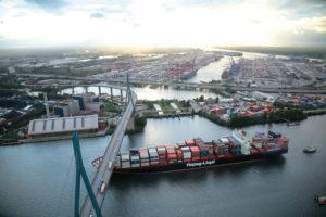 Hamburg verliert weiter an Ladung