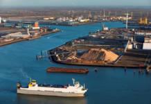 Der North Sea Port umfasst die Häfen Vlissingen, Borssele, Terneuzen und Gent