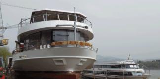 Das neue Fahrgastschiff »Renate« wird nicht planmäßig fertig