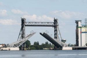 Retheklappbrücke