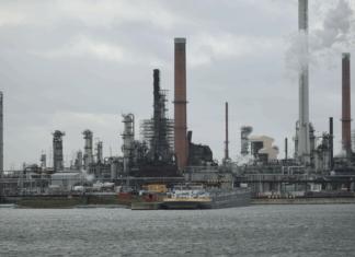 Die Industrie ist für den Hafen Antwerpen ein wichtiger Faktor