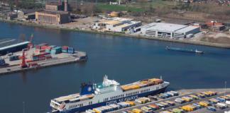 DFDS setzt auch künftig auf den Hafen Gent als Umschlagplatz