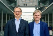 Johannes Kahrs (SPD) und Rüdiger Kruse