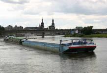 Binnenschiff Elbe Dresden Foto-HHM web