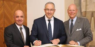 Rotterdamer Oberbürgermeister zu Gast in der IHK (C) Niederrheinische IHK