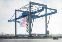 container terminal Lauterbourg