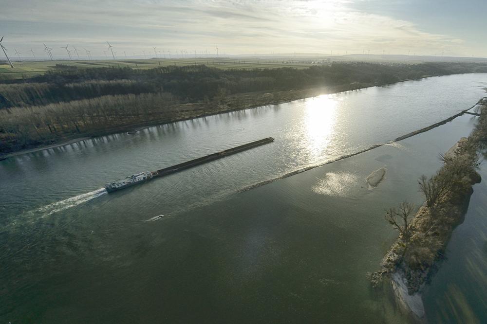 Donau nahe Stopfenreuth