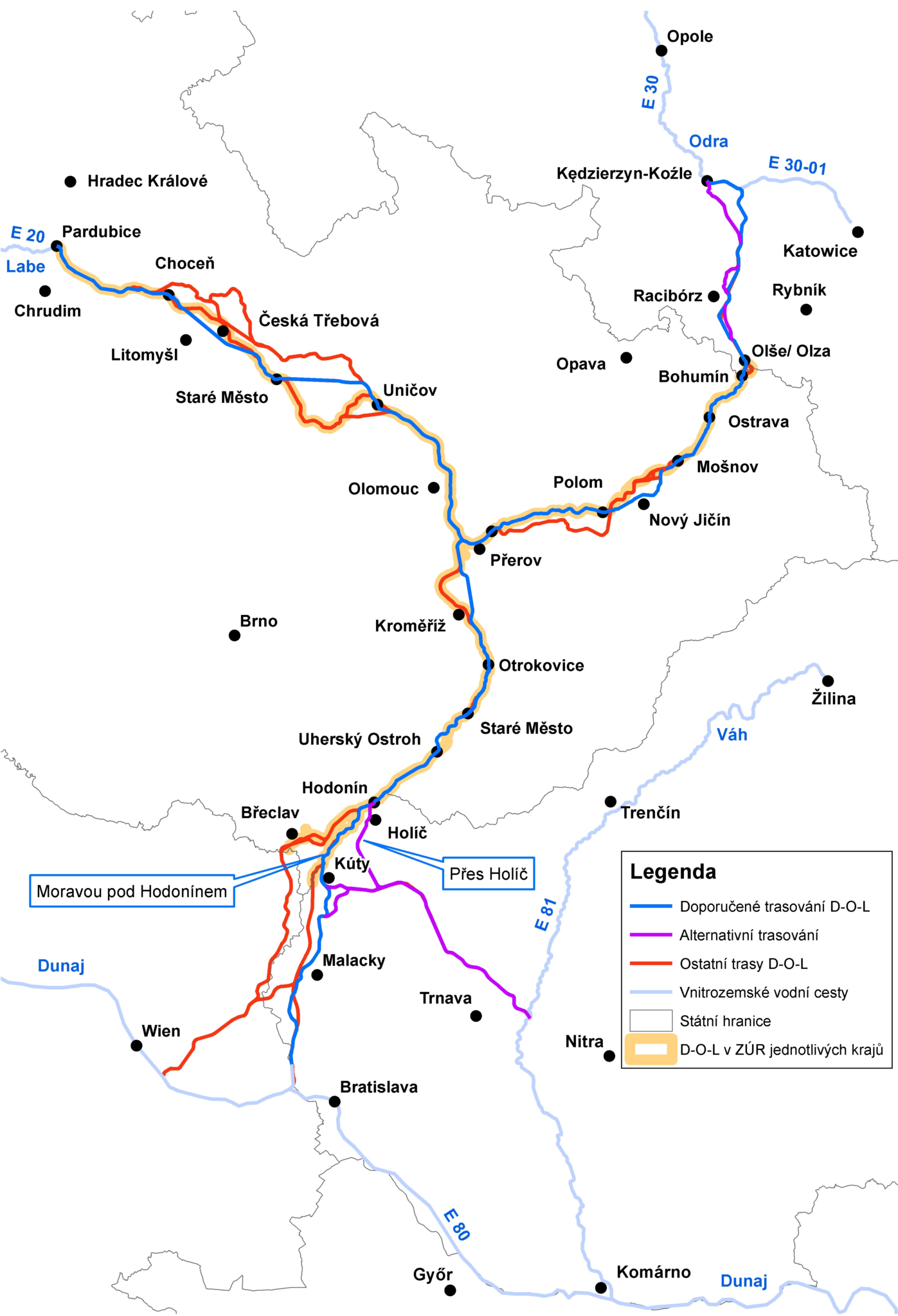Kanal Oder-Donau