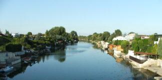 Kanal, Donau, Oder