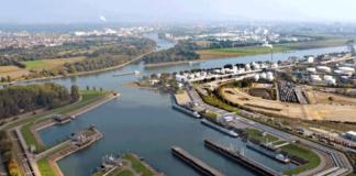 BASF, Hafen, Ludwigshafen