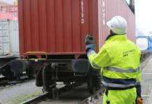 Contargo Bahn Container