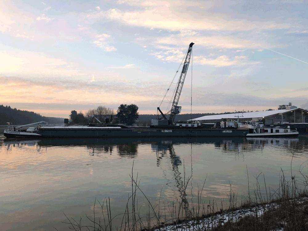 Lüneburg, Hafen