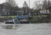 Speyer, Tanker, Unfall, Havarie