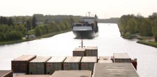 Oststrecke des Nord-Ostsee-Kanals