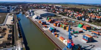 Hafen Riesa