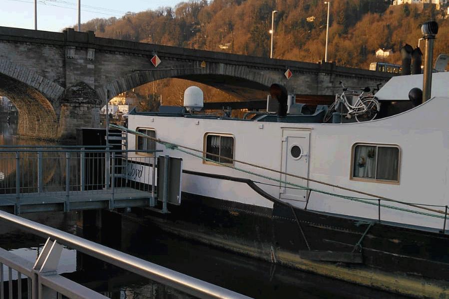 Walhalla, Würzburg, WSA, Havarie