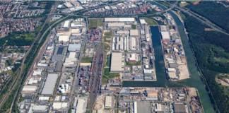 Für den bayernhafen Nürnberg erweist sich der Bahnumschlag als positiv