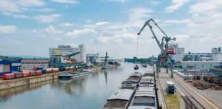 Die bayernhafen Gruppe erhöht ihre Attraktivität durch den Ausbau der Infrastruktur