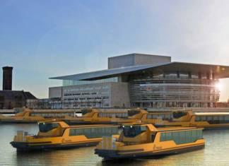 In Kopenhagen wird die Fährlinie erweitert, weshlab zwei zusätzliche Schiffe bei Damen bestellt wurden