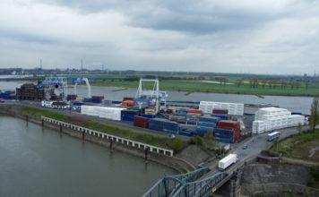 Krefeld, Hafen
