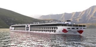 Das E-Motion-Ship von A-Rosa soll ab 2021 auf dem nördlichen Rhein eingesetzt werden
