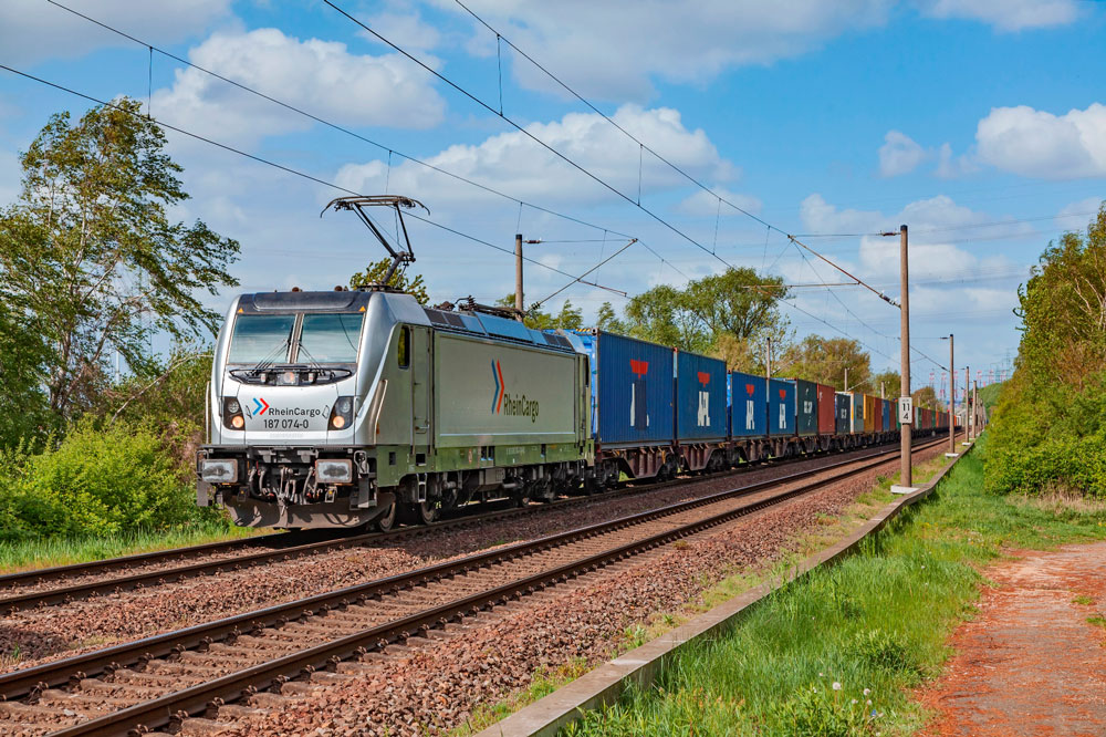 Shuttle, Zug, Niehl, Hamburg, CTS