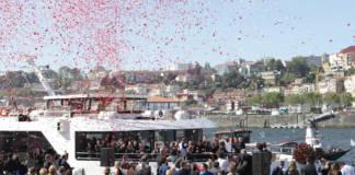 A-Rosa, Alva, Douro, Taufe