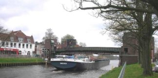 Die Cäcilienbrücke in Oldenburg ist marode