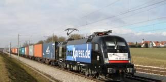 TXL verbindet per Zug künftig die Containerterminals in Rotterdam mit Kornwestheim bei Stuttgart