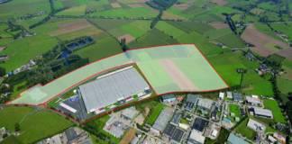 Ein 12,5 ha großes Grundstück steht Fiege in Emmerich zur Verfügung