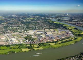 Der Duisburger Hafen hat beim Umschlag im ersten Halbjahr 2019 eingebüßt