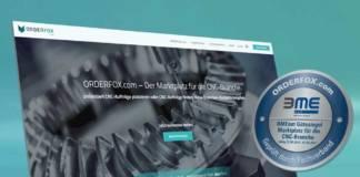 Orderfox.com hat von BMEnet ein Gütesiegel erhalten