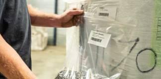 Sievert erweitert an seinem niederländischen Standort in Hardenberg die Lagerflächen für Kunststoffe