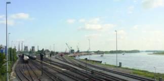 Im Hafen Godorf plant die HGK ein Containerterminal