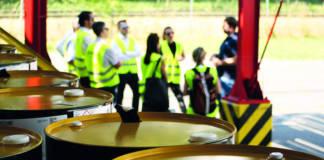 viadonau Initiative Donaulogistik für Chemische und petrochemische Produkte mit dem Binnenschiff