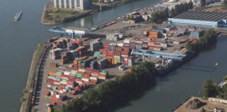 Hafen Straßburg PAS Strasbourg